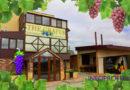 """Ресторан в Чалтыре """"The Grapes"""""""